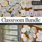 GUM LEAF Classroom Decor - The COMPLETE Bundle
