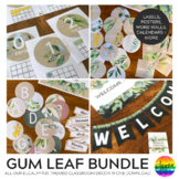 GUM LEAF Classroom Decor - The COMPLETE Bundle
