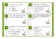 Gum Tree Task Cards