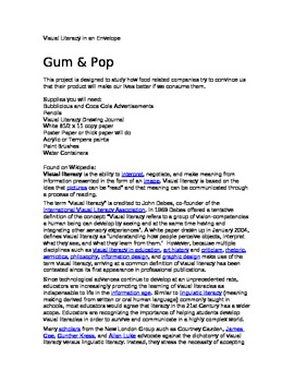 Gum and Pop