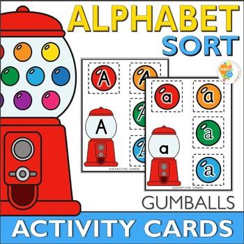 Gumball ABC Mini Mats
