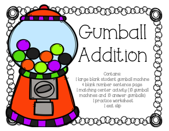 Gumball Addition