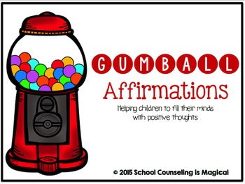 Gumball Affirmations