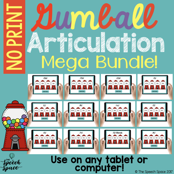 Gumball Articulation Mega Growing Bundle