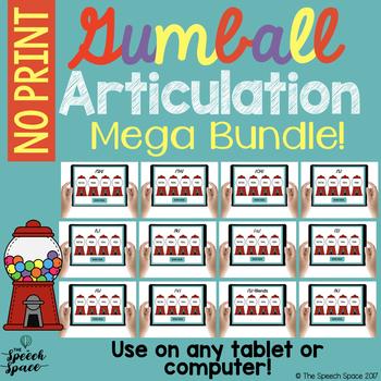 Gumball Articulation Mega Bundle