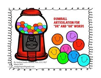 Gumball Articulation for DR and GR