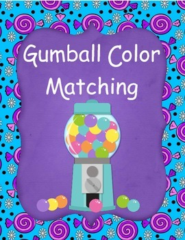 Gumball Color Matching