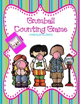 Gumball Counting Game