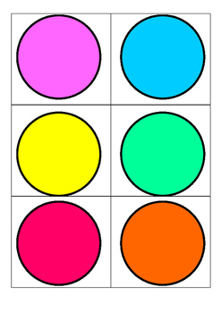 Gumball Display (perfect for classroom job or attendance organisation)