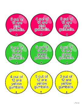 Gumball Fractions