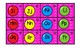 ABC&Sight Words Gumball Gameboard