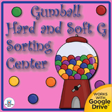 Hard G and Soft G Literacy Center