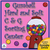 Hard/Soft C and Hard/Soft G Literacy Center Bundle