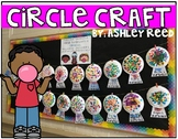 Gumball Machine CIRCLE CRAFT