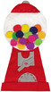 Gumball Machine Clip Art FREEBIE
