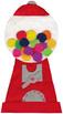 Gumball Machine Clip Art FREEBIE