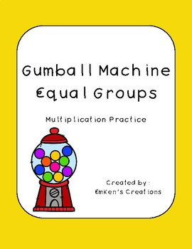 Gumball Machine Equal Groups