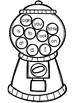 Gumball Machine Sight Word Game