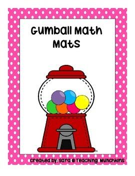 Gumball Math Mats