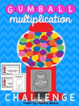 Gumball Multiplication Challenge