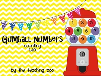 Gumball Numbers
