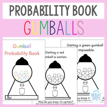 Gumball Probability Coloring Book