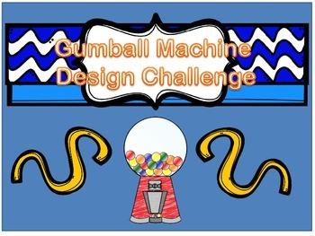 Gumball STEM challenge