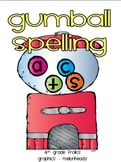 Gumball Spelling