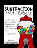 Gumball Subtraction Fact Fluency
