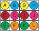 Gumball letter matching game-uppercase to uppercase