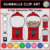 Gumballs Clip Art