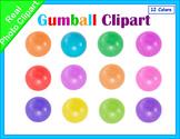 Gumballs Clipart