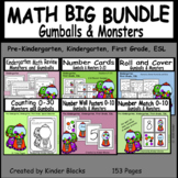 Gumballs and Monsters Math Bundle