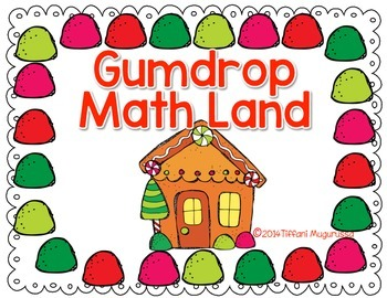 Gumdrop Math Land