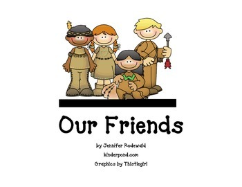 Our Friends book