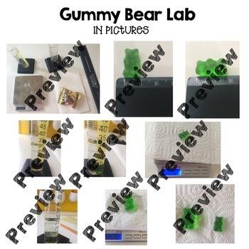 Gummy Bear Metric lab