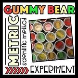 Metric Measurement Gummy Bear Activity