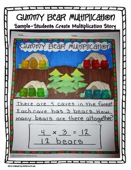 Gummy Bear Multiplication