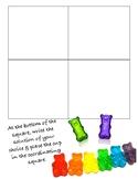 Gummy Bear Observation Squares