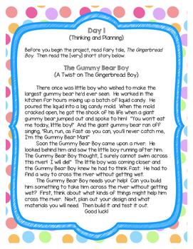 Gummy Bear STEM Challenge