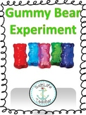 Gummy Bear Science Experiment