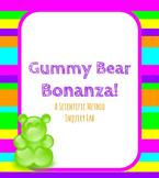 Gummy Bear Scientific Method Inquiry Lab