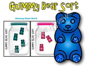 Gummy Bear Sort