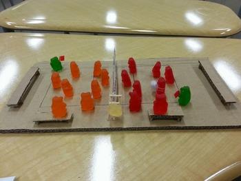 Gummy Bear Sports Model