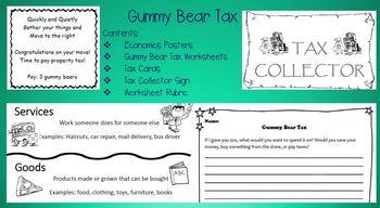 Gummy Bear Tax