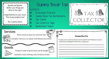 Gummy Bear Tax