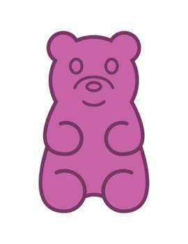 Gummy Bears Clip Art