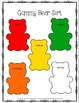 Learning with Gummy Bears Graphing, Sorting, Patterns & More