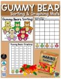 Gummy Bears - Sort & Graph Mats