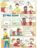 Inquiry Activity: Gummy Bear Trick Comic